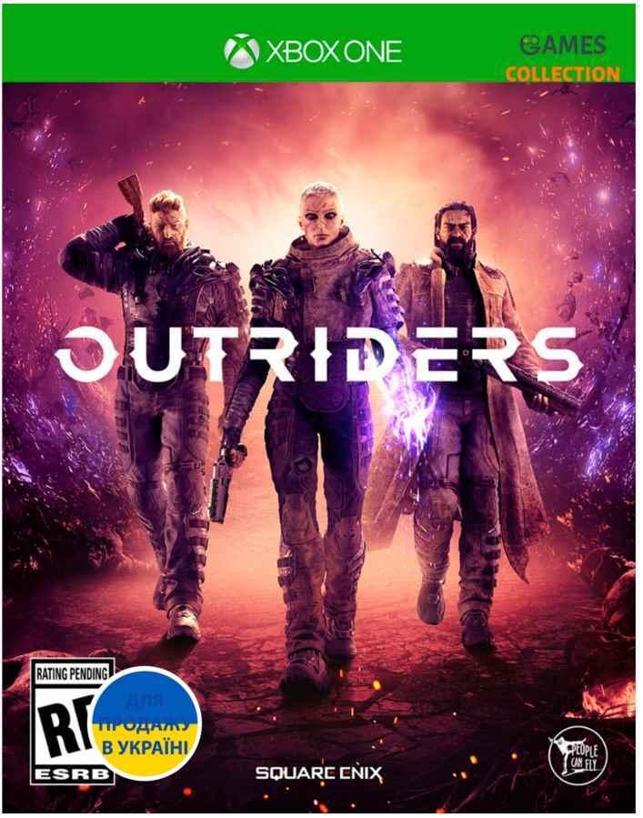 Outriders (Xbox Series X/ XOne)-thumb
