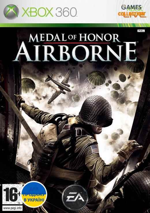 Medal of Honor: Airborne (XBOX360)-thumb