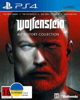 Wolfenstein: Alt History Collection (PS4)-thumb