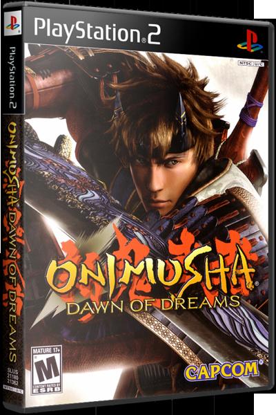 Onimusha: Dawn of Dreams (PS2)-thumb