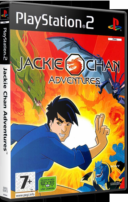 Jackie Chan Adventures (PS2)-thumb