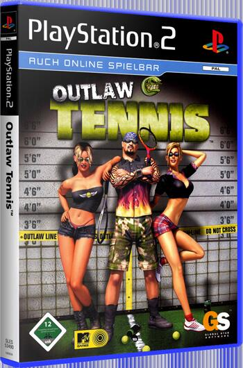 Outlaw Tennis (PS2)-thumb