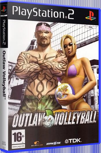 Outlaw Volleyball (PS2)-thumb