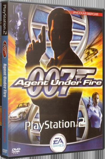 James Bond 007: Agent Under Fire (PS2)-thumb