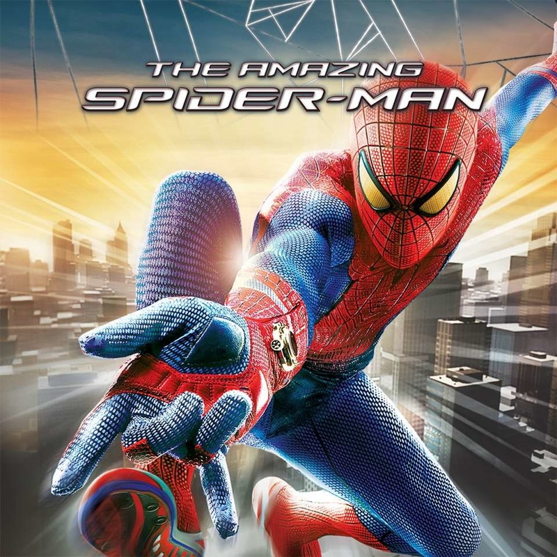 THE AMAZING SPIDER-MAN КЛЮЧ (PC)-thumb