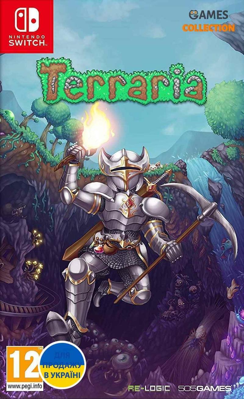 Terraria 1.3 (Switch)-thumb