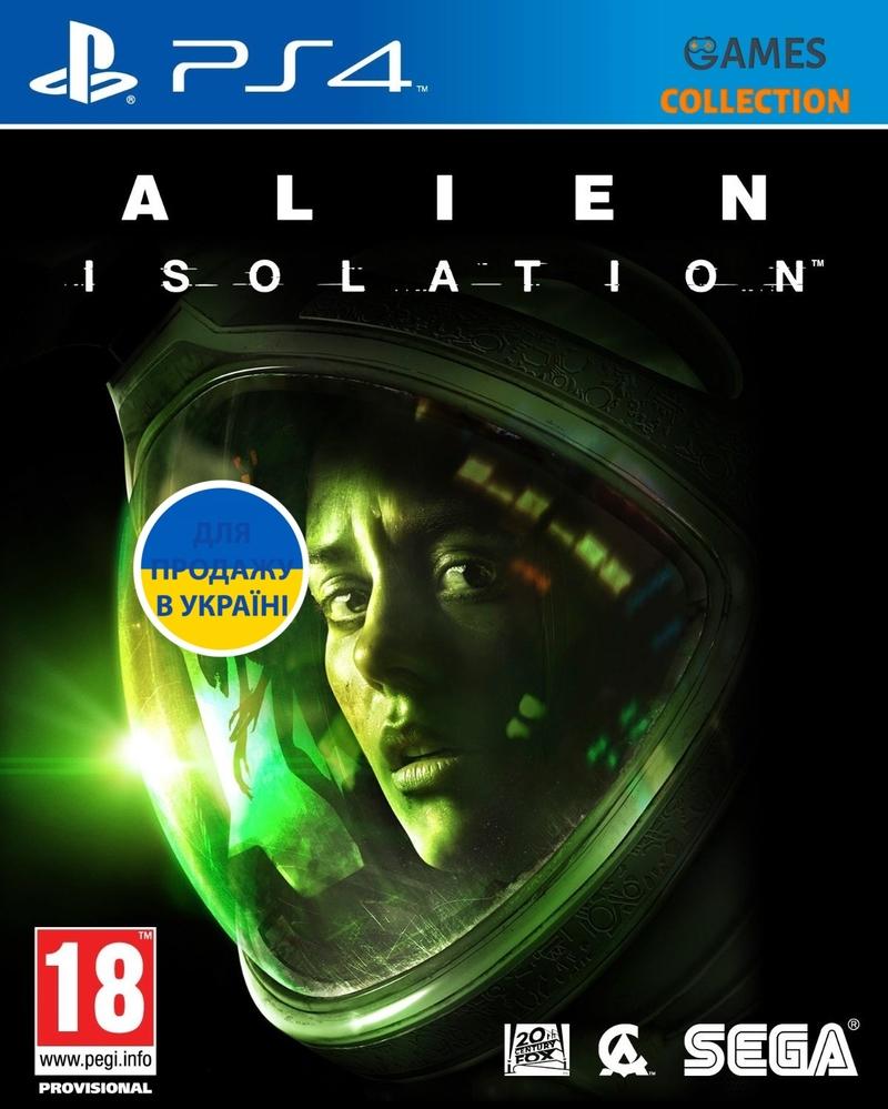 Alien Isolation (PS4)-thumb