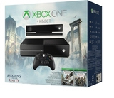 Xbox One +Kinect+Assassin`s Creed Unity +Black Flag-thumb
