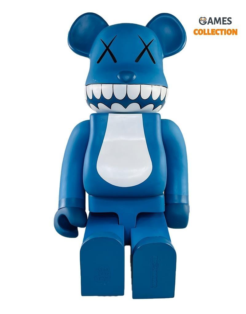 Bearbrick Chompers Виниловая фигурка MEDICOM x KAWS 700% (53 см)-thumb
