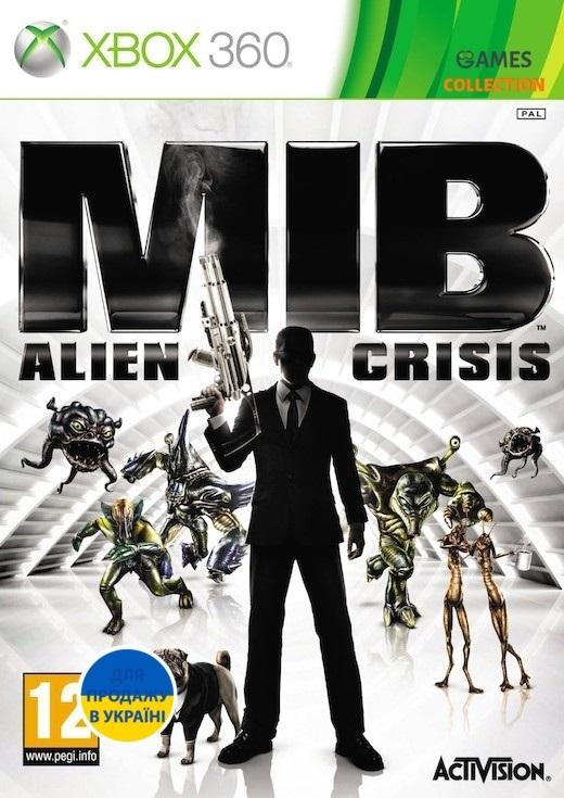 Men in Black: Alien Crisis (XBOX360)-thumb