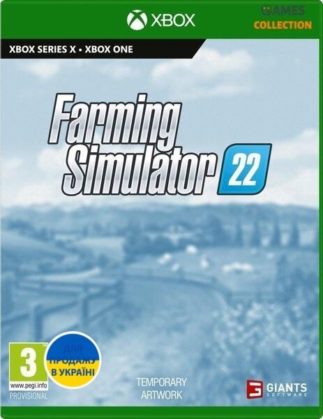 Farming Simulator 22 (XBOX ONE/XSX)-thumb