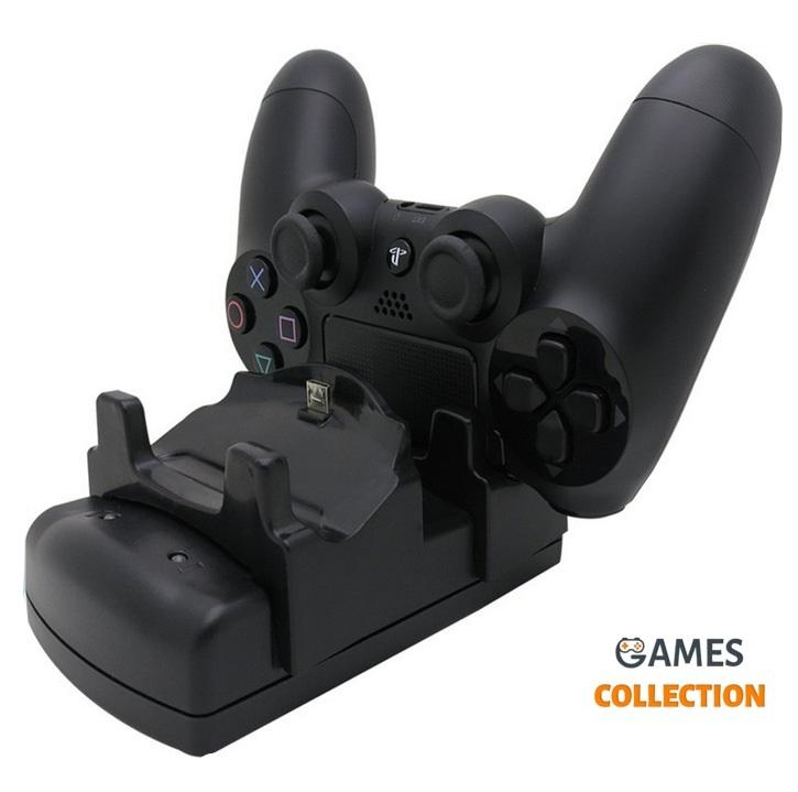 Универсальное зарядное устройство «три в одном» (PS4/PS3 Move)-thumb