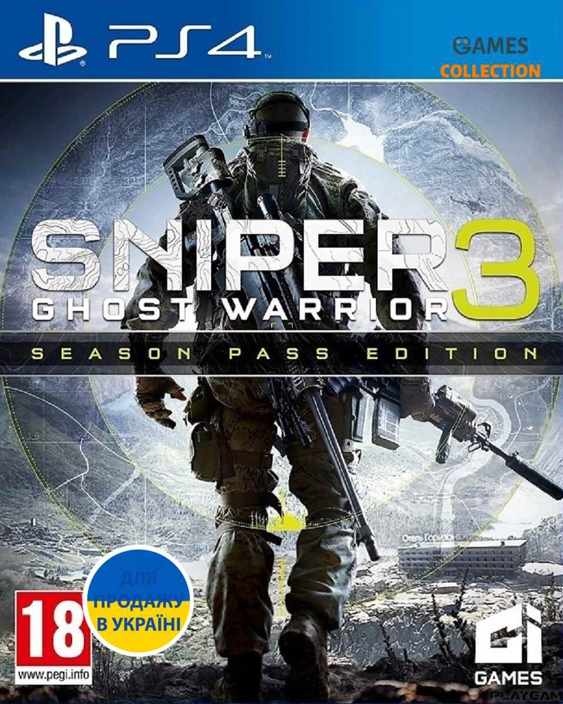 Sniper: Ghost Warrior 3 (PS4)-thumb