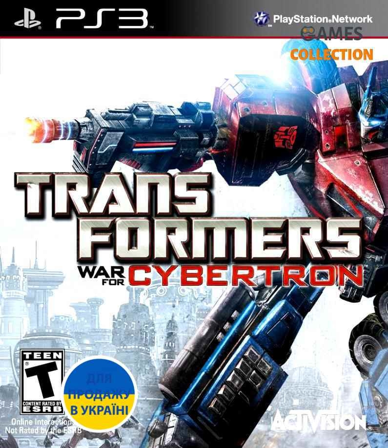 Transformers: War for Cybertron (PS3)-thumb