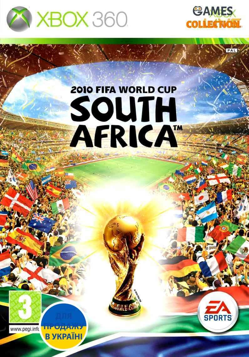 2010 FIFA World South Africa (XBOX 360) Лицензия-thumb