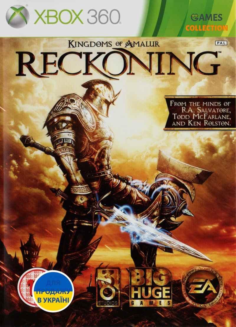 Kingdoms of Amalur: Reckoning (XBOX360)-thumb