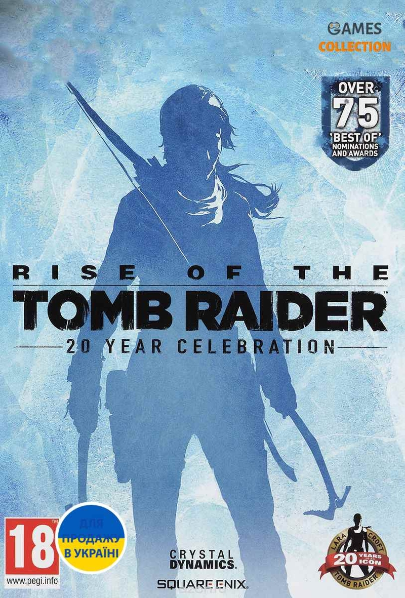Rise of the Tomb Raider: 20 Year Celebration (PC) КЛЮЧ-thumb