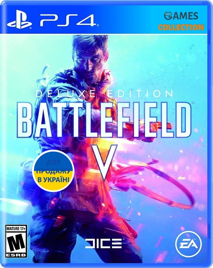 Battlefield V Deluxe Edition (PS4)-thumb