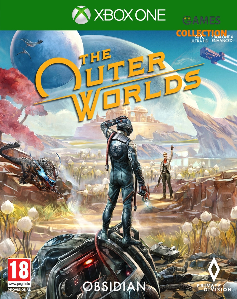 The Outer Worlds (XBox One)-thumb