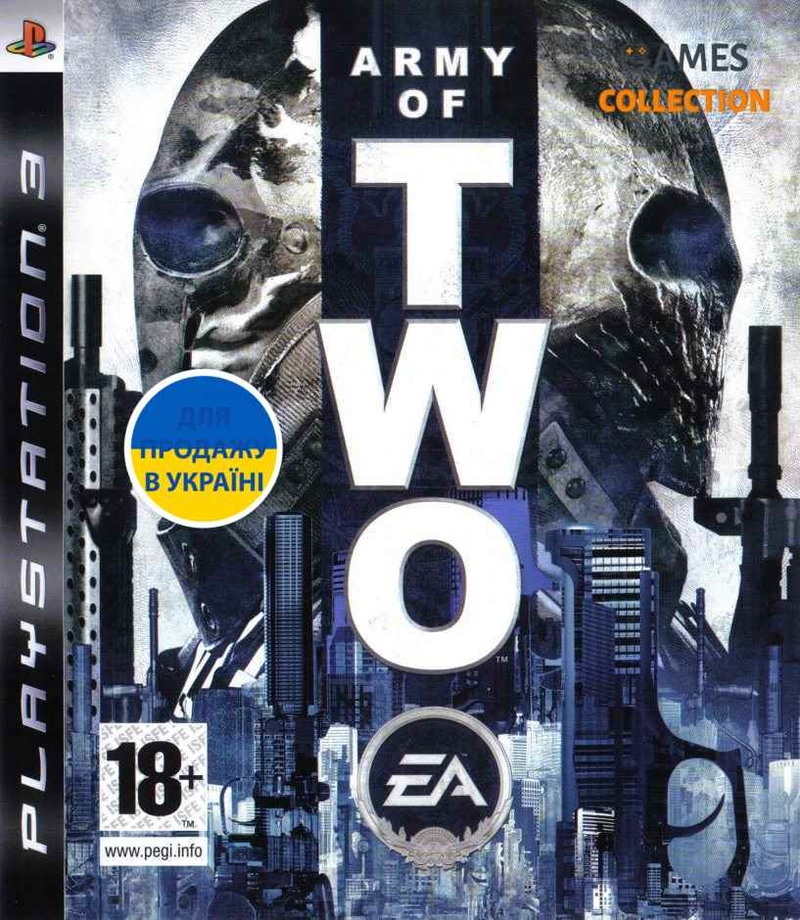 Army Of Two (PS3)-thumb