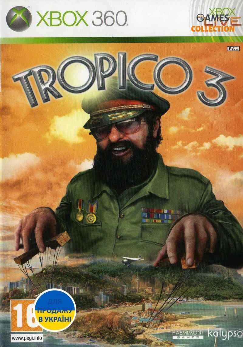 Tropico 3(XBOX360)-thumb