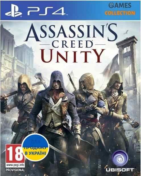 Assassin's Creed: Unity ENG (PS4)-thumb
