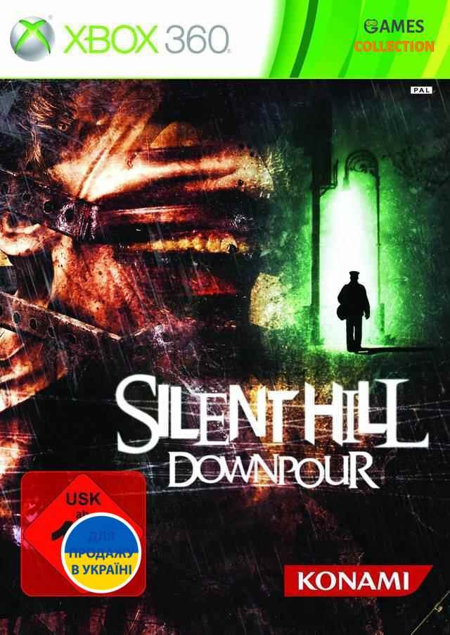 Silent Hill: Downpour (XBOX360)-thumb