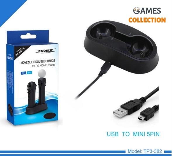 Двойное зарядное устройство (PS3 MOVE)-thumb