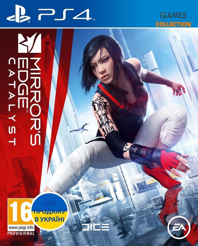Mirror's Edge: Catalyst (PS4)-thumb