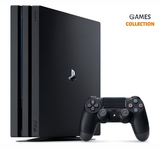Sony PS4 Pro 1TB (Б/У)-thumb