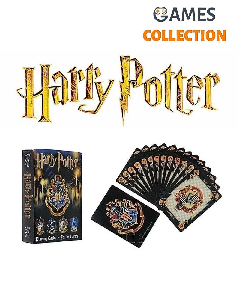 Карты Гарри Поттера (Коричневые)-thumb
