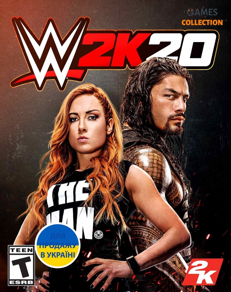 WWE 2K20 (XBox One)-thumb