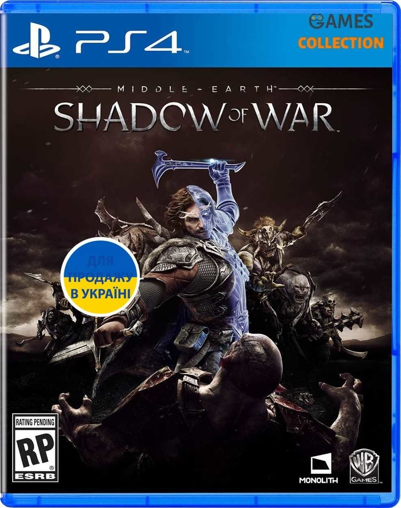 Middle Earth: Shadow of War (PS4)-thumb