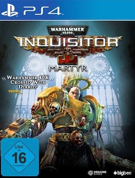 Warhammer 40,000: Inquisitor – Martyr (PS4)-thumb