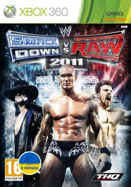 WWE SmackDown vs Raw 2011(XBOX360)-thumb