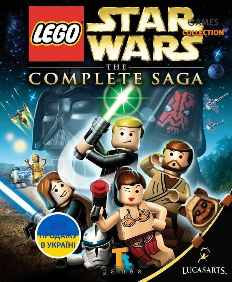 LEGO Star Wars: The Complete Saga (PC) КЛЮЧ-thumb