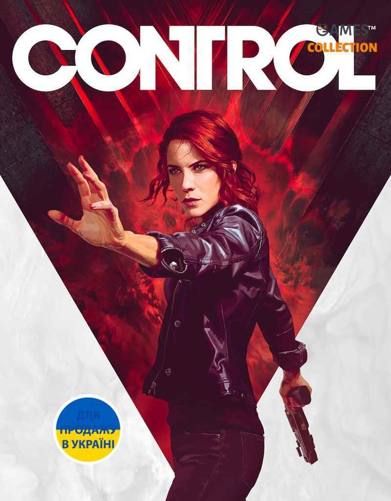 Control: Ultimate Edition (PS5)-thumb