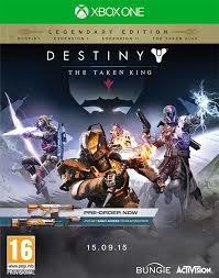 Destiny the Taken King Xbox One-thumb