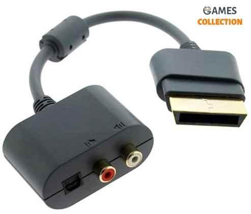 Оптический кабель RCA Audio для XBOX 360-thumb