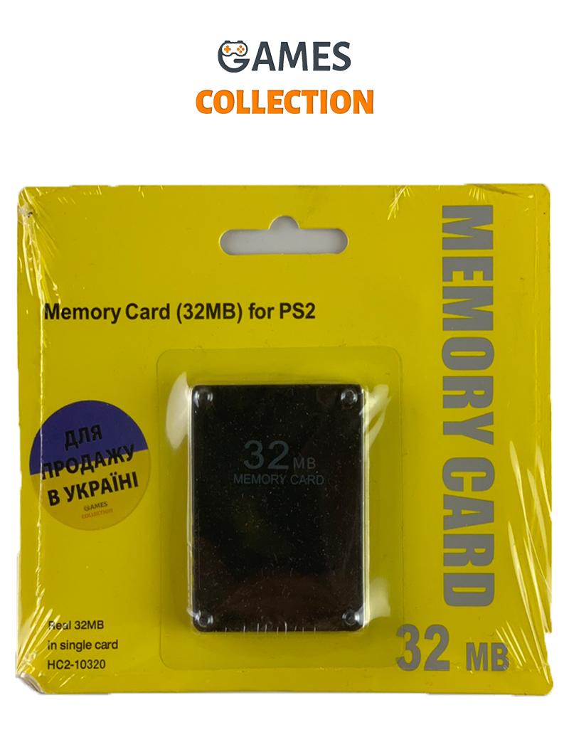 PS2 Карта памяти 32Mb-thumb
