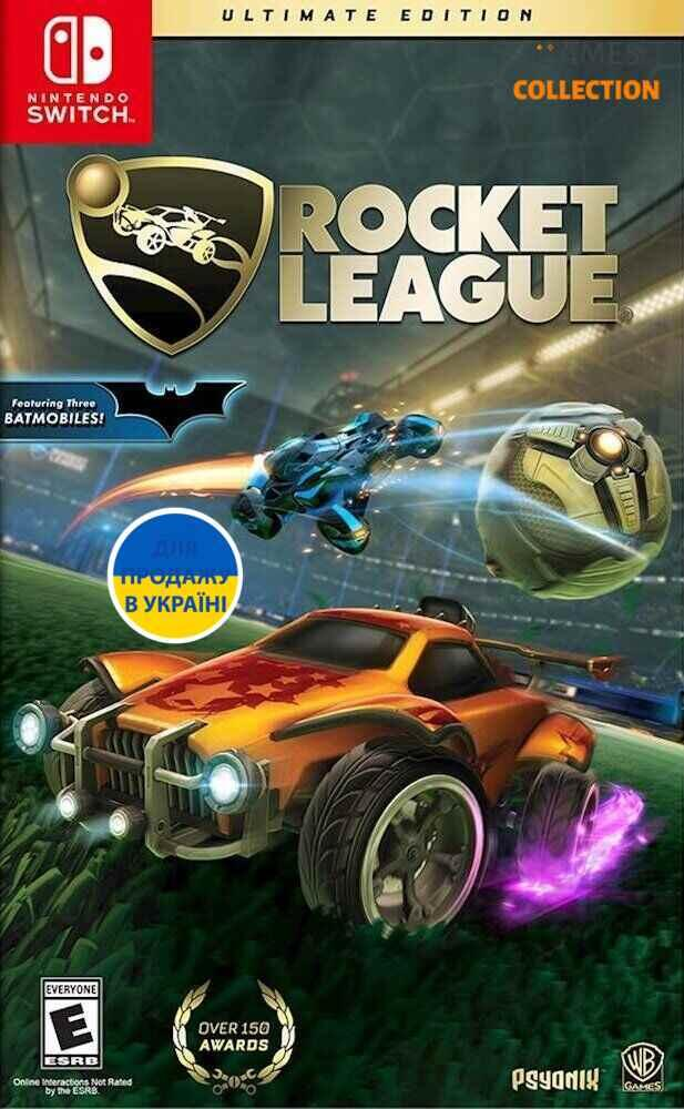 Rocket League Ultimate Edition (Switch)-thumb