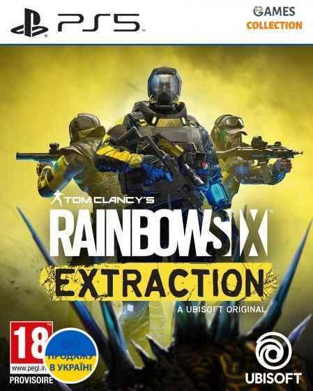 Tom Clancy's Rainbow Six Extraction (PS5)-thumb