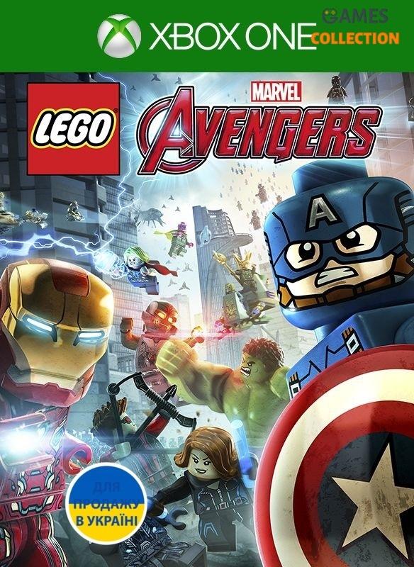 LEGO: Marvel Мстители (Xbox One)-thumb