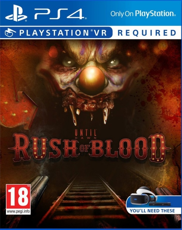 Until Dawn: Rush of Blood (PS VR)-thumb