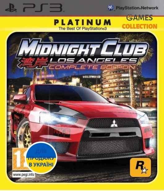 Midnight Club: Los Angeles (PS3)-thumb