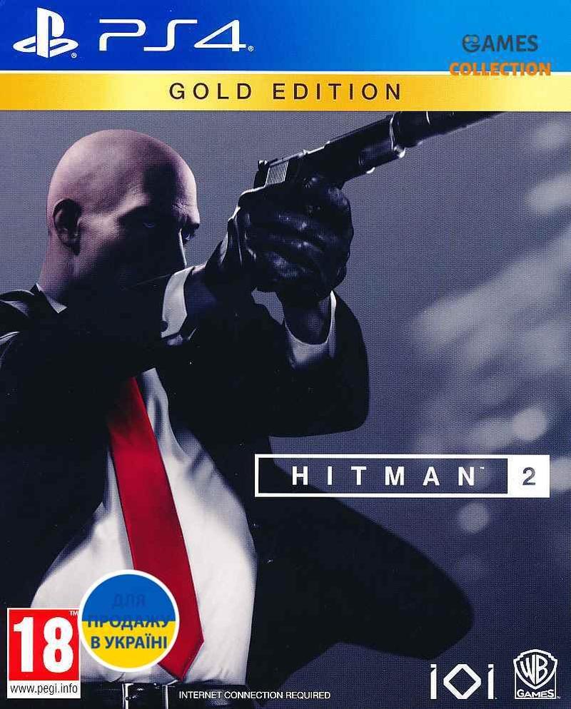Hitman 2: Gold Edition (PS4) (Русские субтитры)-thumb