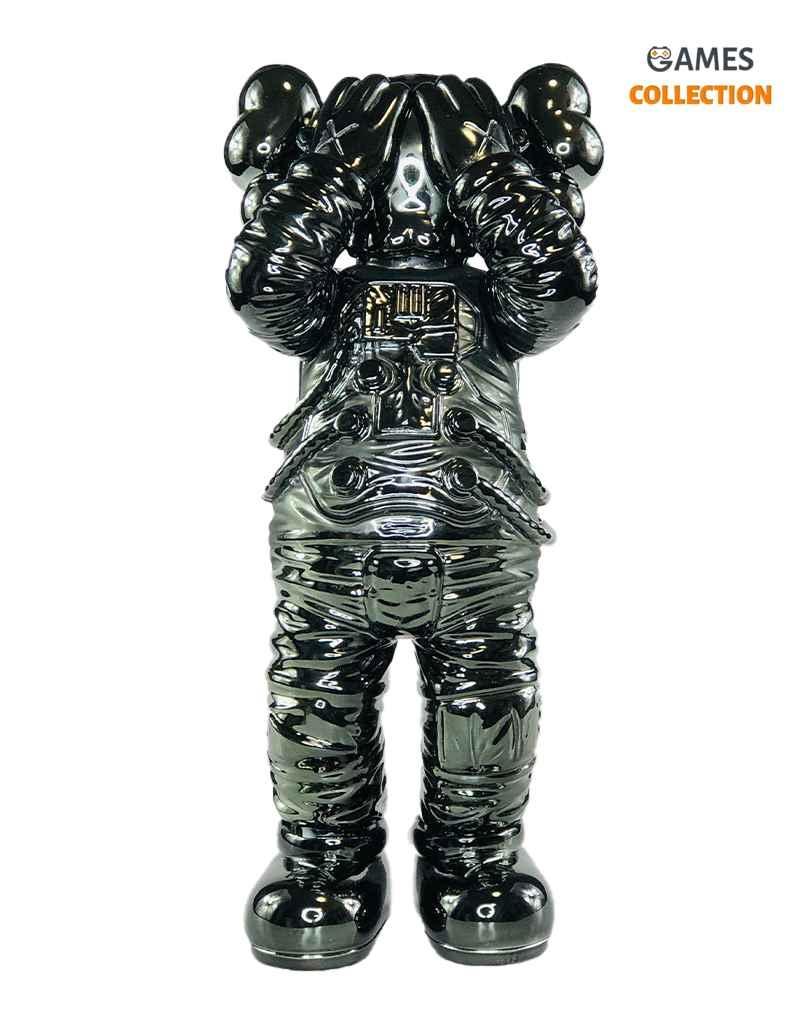 KAWS Holiday Space Figure Black 30см-thumb