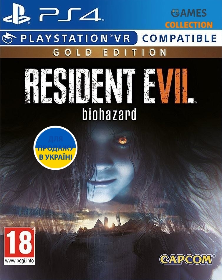 Resident Evil 7: Gold Edition (PS4)-thumb