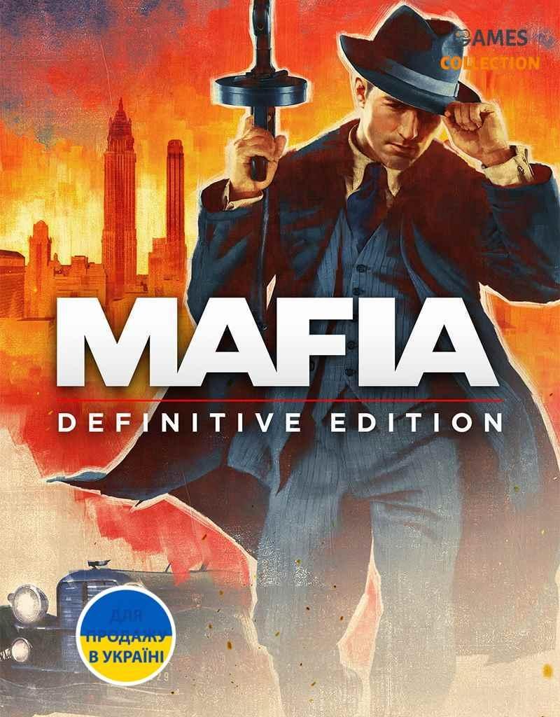 Mafia Definitive Edition (PC) Ключ-thumb