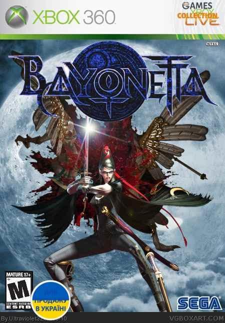 Bayonetta (Xbox 360/Xbox One) Б/у-thumb